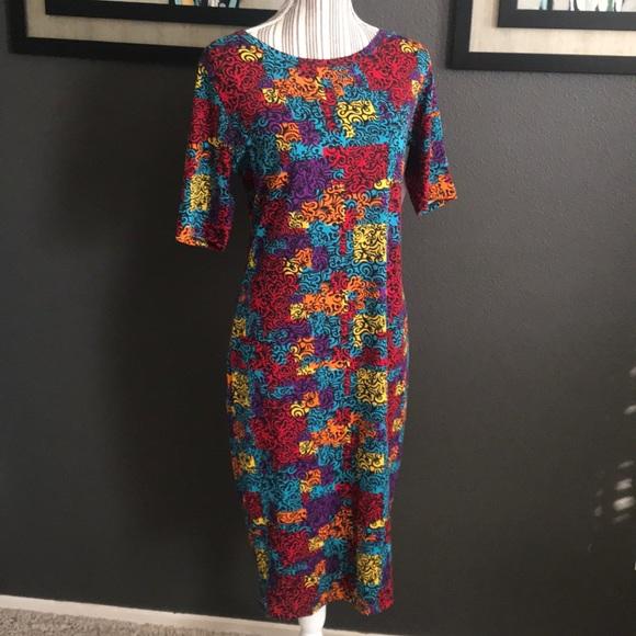 LuLaRoe Dresses & Skirts - 🔥 1 hr SALE - LuLaRoe Julia dress